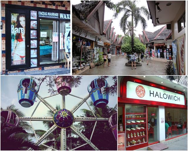 在長灘島,有D Mall購物中心,讓你盡情享受shopping的樂趣!