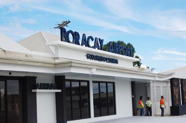 Caticlan機場