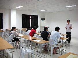 宿霧名校-雅思保證班SME-教室