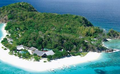 愛妮島阿曼度假村 一島一飯店的天堂