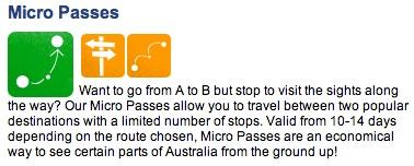 Micro Passes