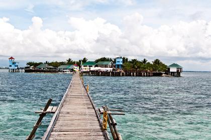 週末跳島旅遊:資生堂島(Nalusuan Island)