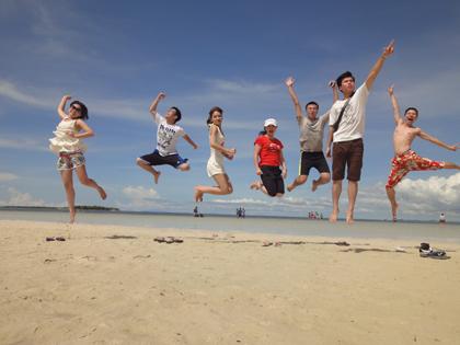 資生堂島 (Nalusuan Island)