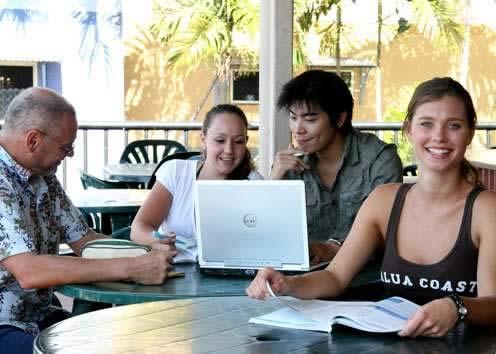 澳洲遊學-Kaplan-肯恩斯分校-校園環境