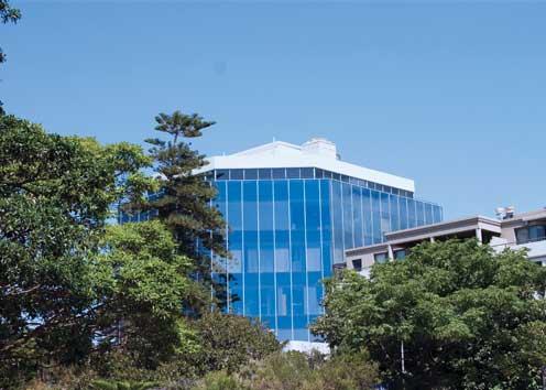 澳洲遊學-Kaplan-雪梨曼力分校-校園環境