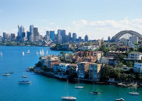 澳洲遊學-Kaplan-雪梨曼力分校-周邊環境