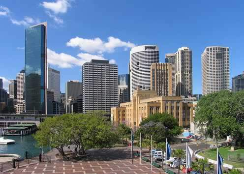 澳洲遊學-Kaplan-雪梨分校-周邊環境