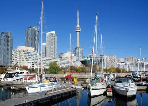 加拿大遊學-Kaplan-多倫多溫哥華分校-校外環境