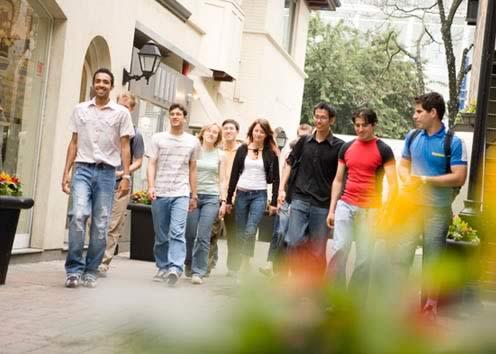 加拿大遊學-Kaplan-多倫多溫哥華分校-休閒活動