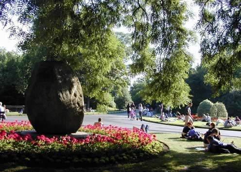 英國遊學-Kaplan-都柏林分校-周邊環境