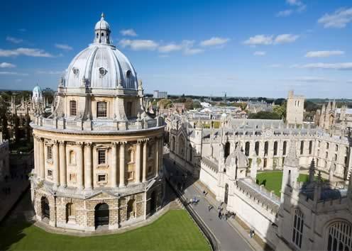 英國遊學-Kaplan-牛津分校-校園環境