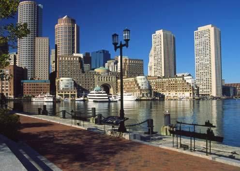 美國遊學-Kaplan-波士頓分校-校外環境