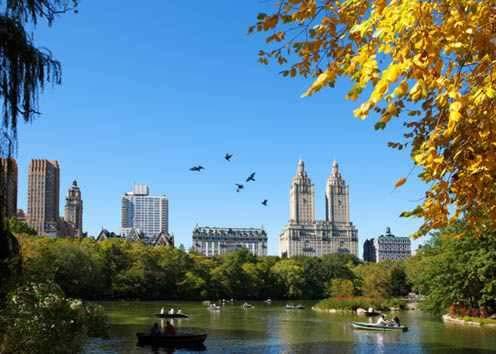 美國遊學-Kaplan-紐約分校-校外環境
