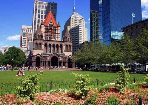 美國遊學-Kaplan-波士頓東北大學分校-校外環境