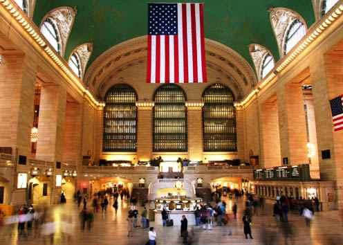 美國遊學-Kaplan紐約分校-周邊環境