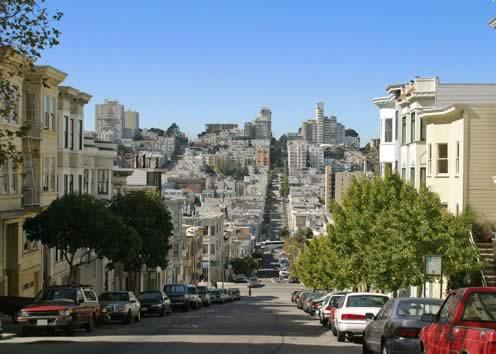美國遊學-Kaplan-舊金山分校-校外環境