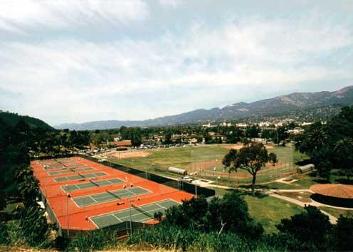 美國遊學-Kaplan-聖塔巴巴拉分校-校園環境