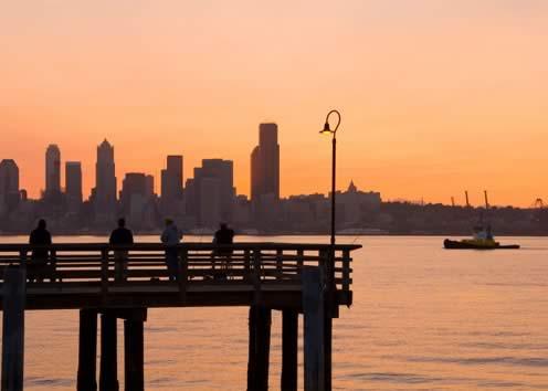 美國遊學-Kaplan-西雅圖分校-校外環境