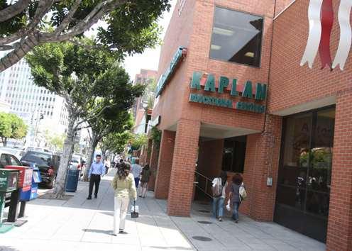 美國遊學-Kaplan-洛杉磯西木分校-校園環境