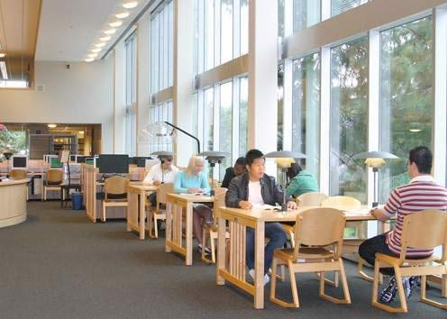 美國遊學-Kaplan-惠特學院分校-校園環境