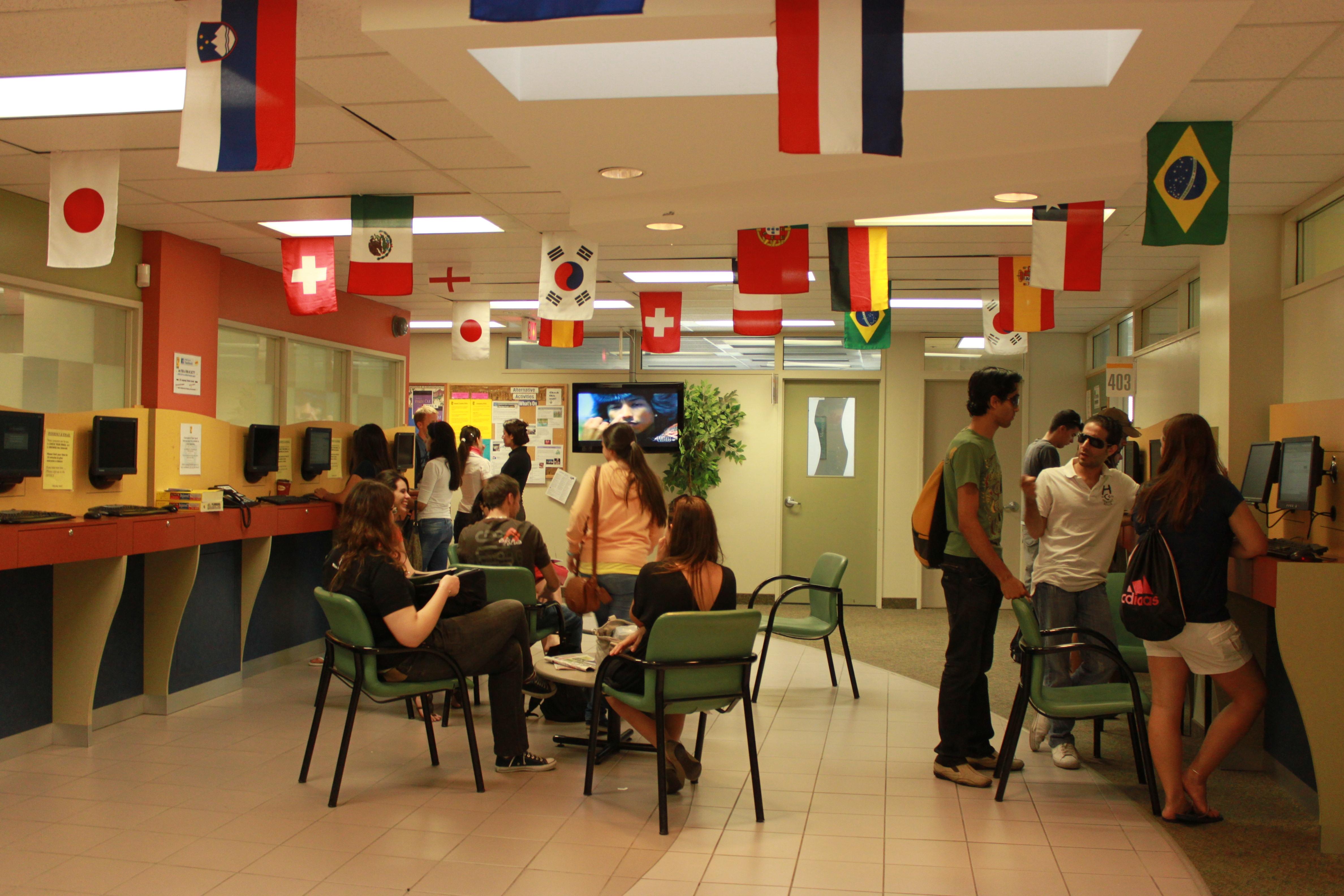 加拿大遊學-LSC-多倫多分校-校園環境