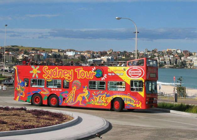Sydney City Sightseeing Bus