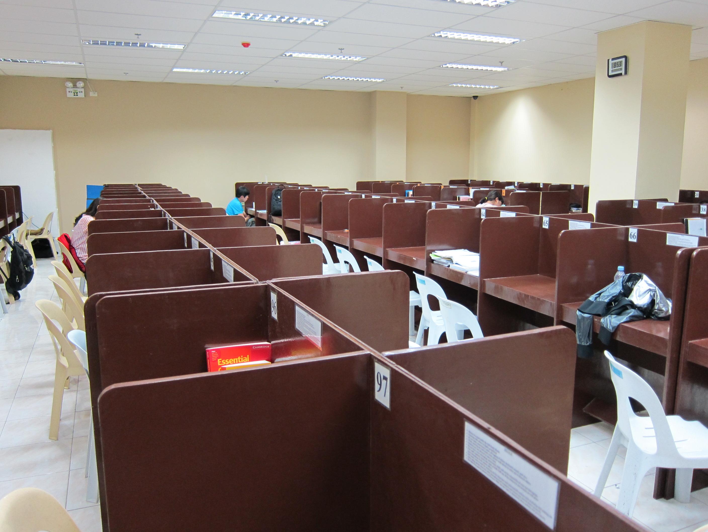 菲律賓遊學-宿霧-SME-閱讀室