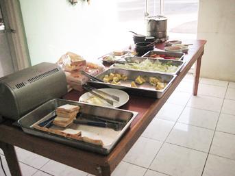 菲律賓遊學-蘇比克SLC-伙食