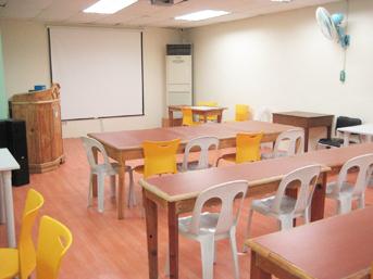 菲律賓遊學-蘇比克SLC-教室