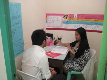 菲律賓遊學-蘇比克SLC-上課情形