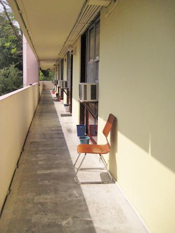 菲律賓遊學-蘇比克SLC-宿舍走廊