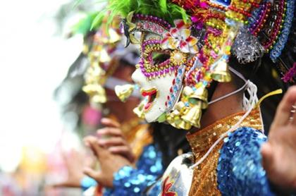 巴科羅面具嘉年華(MassKara Festival)