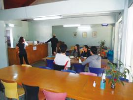 菲律宾游学-碧遥-JIC-餐厅