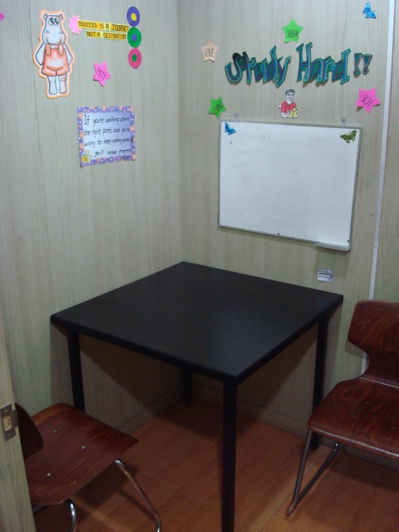 菲律宾游学-宿雾-CDU-教室