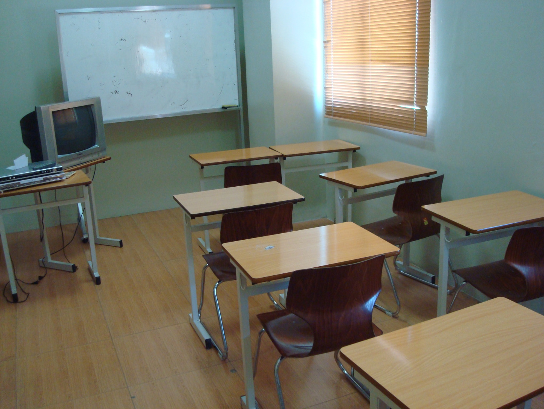 菲律賓遊學-宿霧-CDU-教室