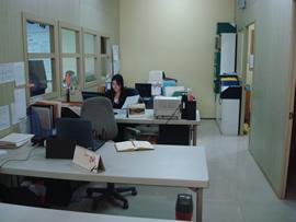 菲律宾游学-宿雾-CDU-办公室