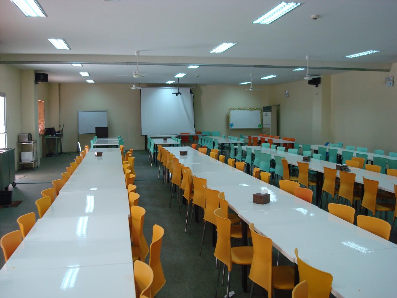 菲律賓遊學-宿霧-CDU-會議室
