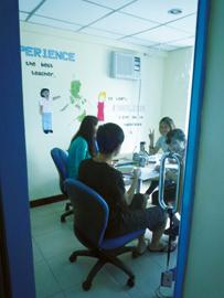 菲律宾游学-宿雾-CELI教室