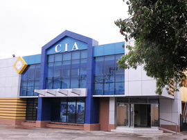 菲律賓遊學-宿霧-CIA-學校外觀