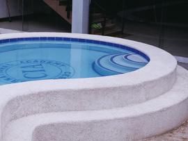 菲律賓遊學-宿霧-CIA-游泳池