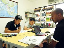 菲律賓遊學-克拉克-CIP上課情況