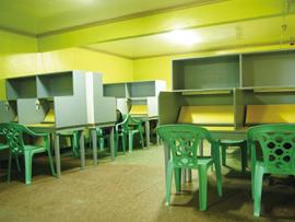 菲律賓遊學-克拉克-CIP學校設備