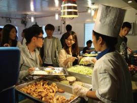 菲律賓遊學-克拉克-CIP餐廳