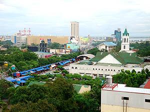 菲律宾游学-宿雾-JIC-周边环境