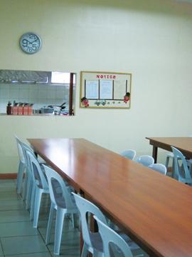 菲律宾游学-宿雾-JIC-餐厅