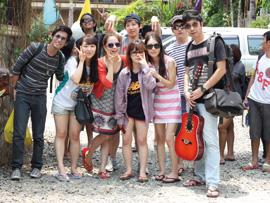 菲律賓遊學-蘇比克-EDT-校外活動