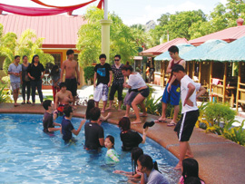 菲律宾游学-苏比克-EDT-校园环境