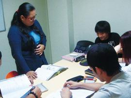 菲律賓遊學-蘇比克-EDT-上課情形