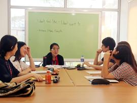 菲律賓遊學-克拉克-EG-上課情形