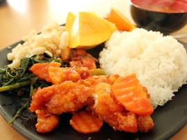 菲律賓遊學-克拉克-EG-伙食